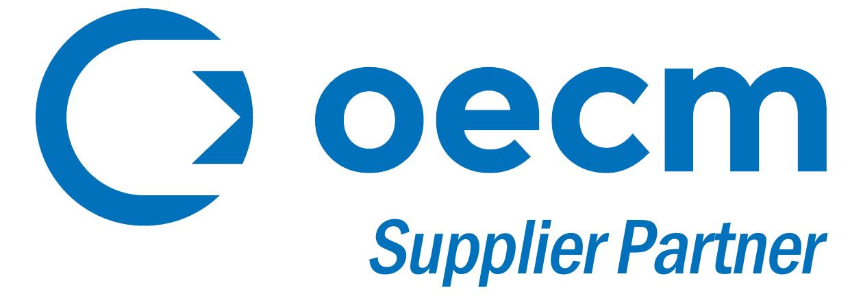 OECM Supplier Partner Logo