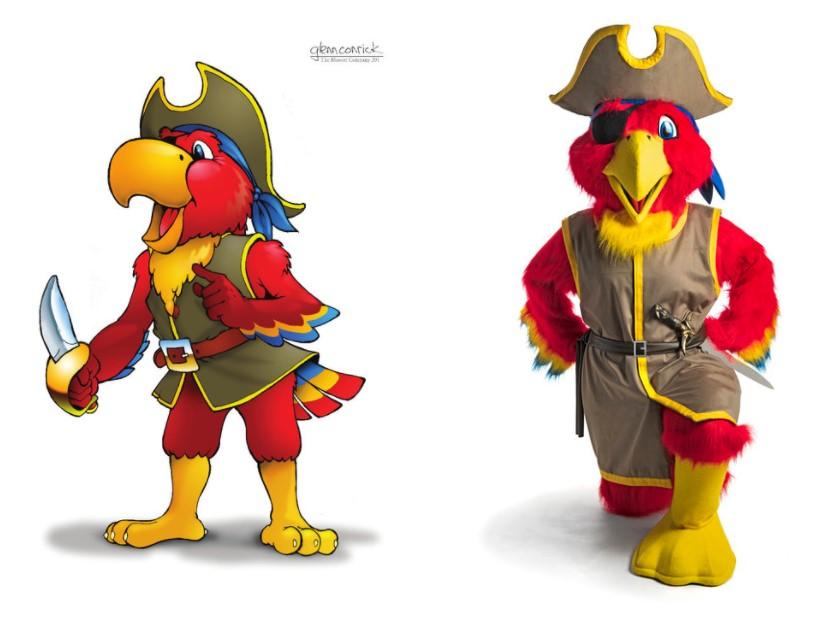 The Mascot Company website
